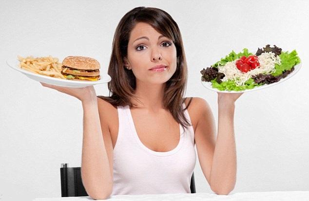диета от прыщей