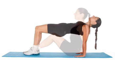 Качаем мышцы спину в домашних условиях