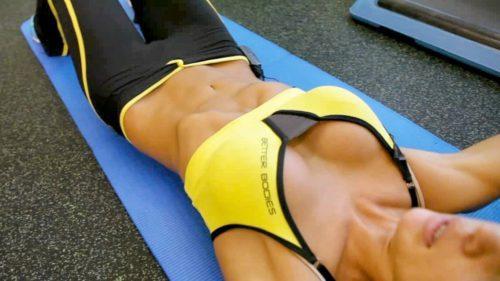 Основные правила для похудения в животе