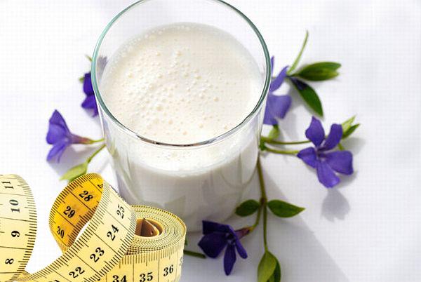 как похудеть на молоке за неделю