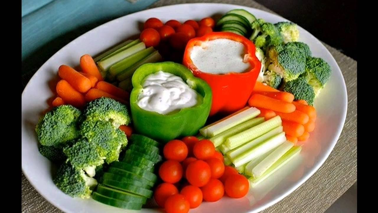Овощные салаты для похудения рецепты на неделю