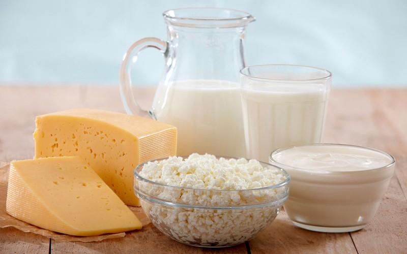 продукты молочные кисло диете при