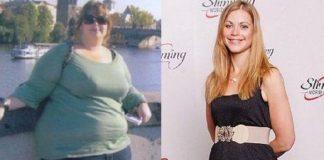Истории похудения