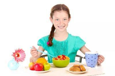 детская диета