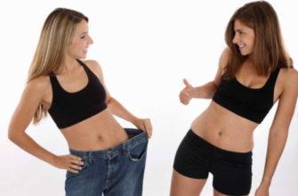 Как похудеть за три дня