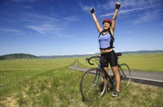 езда на велосипеде для похудения