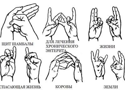 Йога для рук – универсальные асаны