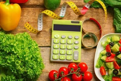 считать калории