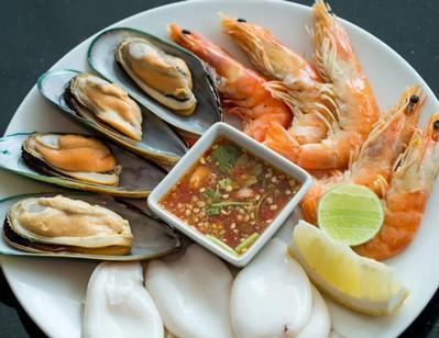 морепродукты