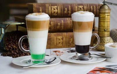 кофе с сиропом